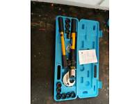 New hynd crimping tool set heavy duty