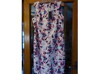 Ladies cotton dress size 16