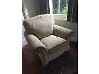 2 Sofas and Chair