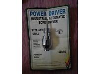 AUTOMATIC SCREWDRIVER POWER DRIVER INDUSTRIAL