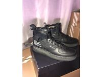 Nike sf Air Force 1 Mid qs uk 11 and uk 9 camo