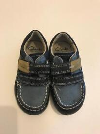 Clarks baby shoes 5G
