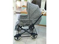Mamas and papas 4 in 1 pushchair