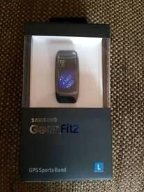 Samsung gear fit 2 size L