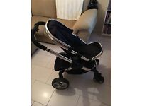 ICandy Peach 2 buggy with adapters