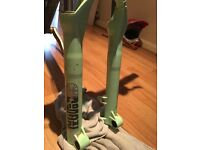 Green Rockshox Domain 302 suspension