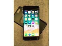 Phone 6s 64GB - Black / Grey - Unlocked - Boxed - Case