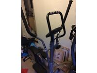Cross trainer free to collector
