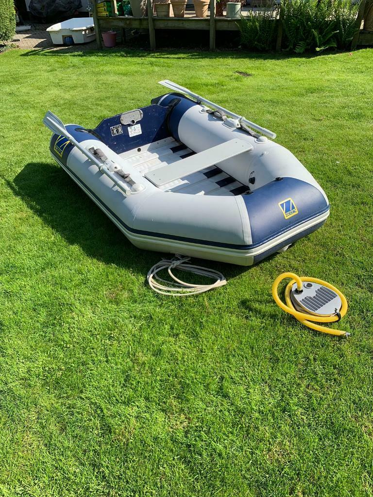 Zodiac C260 (2 6m) inflatable dinghy | in Ottery St Mary, Devon | Gumtree