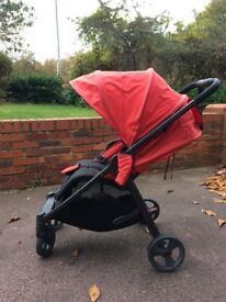 Mamas and papas Armadillo pushchair.