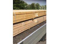 3x3 planed timber 4.8 metre