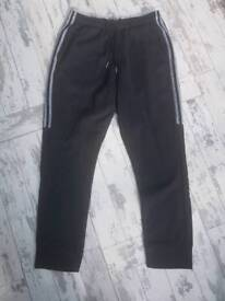 Mens Adidas tracksuit bottoms large