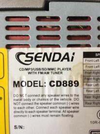 Cheap car CD player