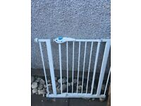 Free baby gate - used