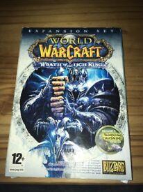 World of WarCraft Expansion Set.