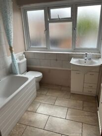 Spacious 3 bed flat in Gantshill part dss welcome
