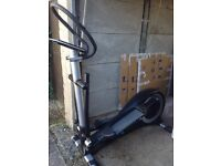 Nearly New Infinity Cross Trainer. Barely ever been used.