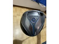 taylormade jet speed driver, adjustable loft with adjustment tool.