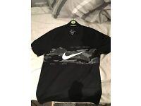 Nike Dri-Fit Camo Top | Size Medium, Cheap Price