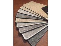 Quality feltback carpet- £9.99 sq mtr