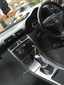 Mercedes Kompressor 1.8