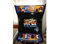 Arcade Machine Street fighter 2 the new challangers