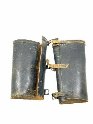 Spats, Gaiters, Puttees – Vintage Shoes Covers WW1 WW2 Canadian Leather Gators Spats $60.00 AT vintagedancer.com