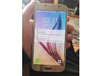 Samsung galaxy s6 like new £150