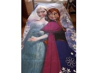 Frozen bedding