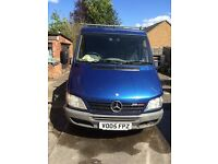 Special Edition Mercedes Sprinter 216 CDi