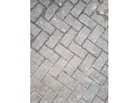 Block paving FREE collection