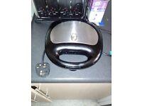 Cookworks toastie maker