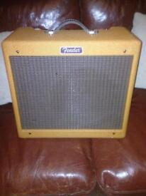Fender tweed blues junior