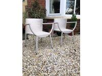 Emu garden chairs as new !!!!!