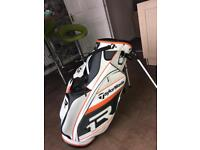 TAYLORMADE APOLLO TMX STAND BAG (will take offers)