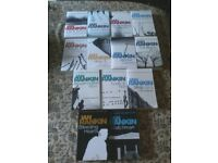 13 Ian Rankin novel for sale in very good condition