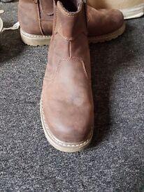 ambler boots size 11 mens