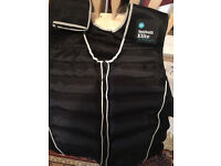 Mens health weighted vest (New condition/never used)