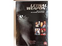Lethal Weapon box set