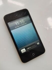 iPod Touch 4th Generation 8GB Black