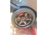 Rota RT5 wheels alloys bmw