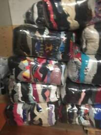 Second hand Used clothes mix wholesale job lot