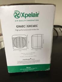 Xpelair kitchen fan