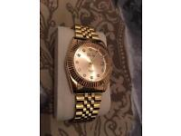 Brand New Gold watch