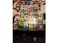 Xbox 360, 29 games, 2 controllers & kinect