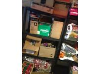 Huge joblot of Christmas items-brand new for resale