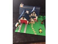 Lego 5891 Apple Tree House complete