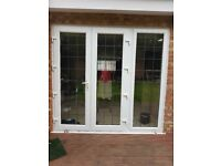 Double Glazed windows and french doors
