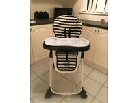 Highchair with reclining Multi-function