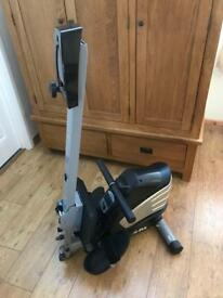 As New JLL folding rowing machine